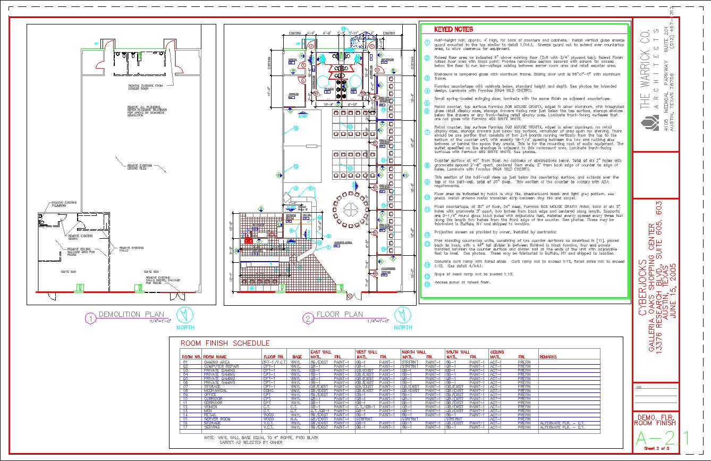 blueprints | Aaron Kondziela
