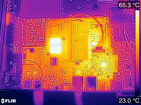 Novena PVT2-A Thermal Image
