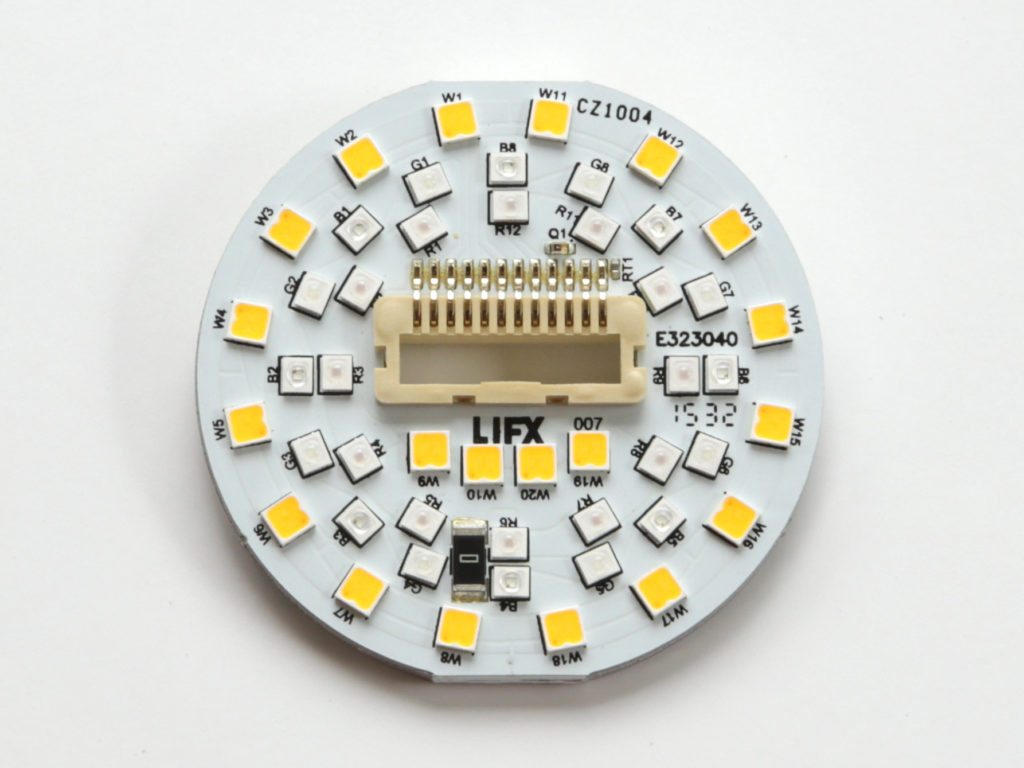 LIFX Color 1000 LED PCB